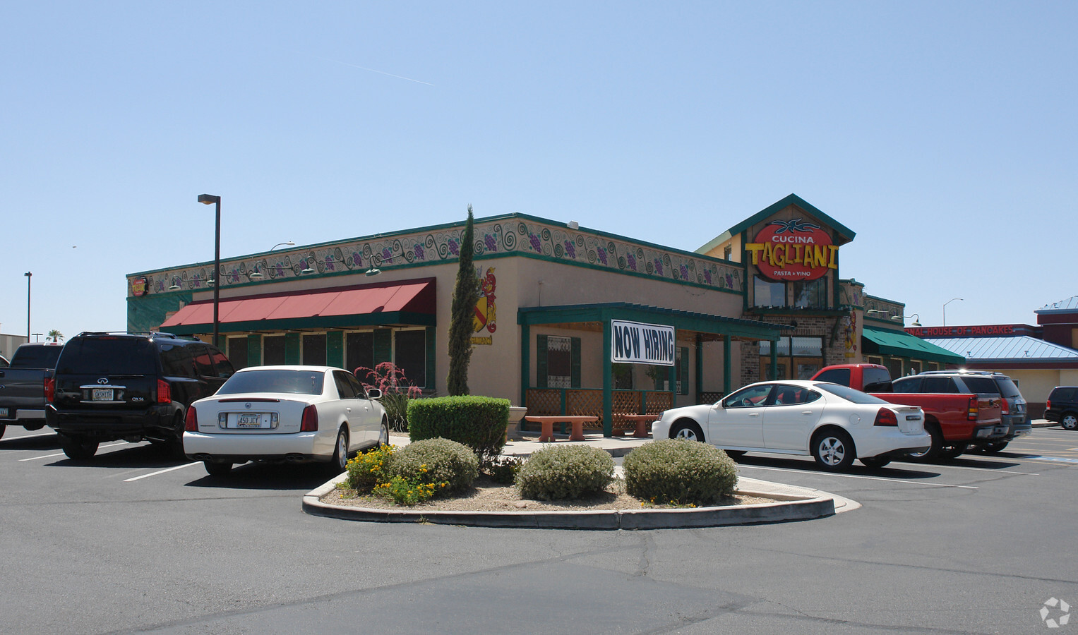 Cucina Tagliani 59th Bell 8349 W Bell Rd Peoria Az 85382 Restaurant Property For Lease