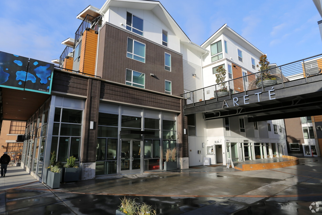 Arete Kirkland Parking 450 Central Way Kirkland Wa 98033 Apartments Property For