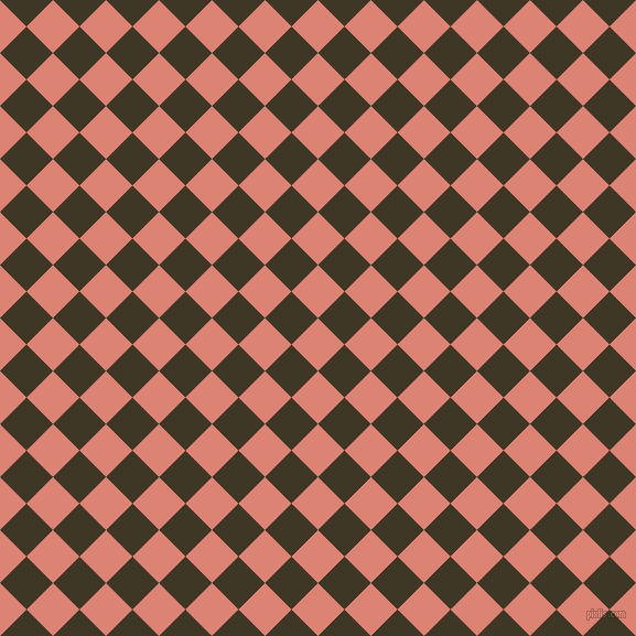 Black And Green Wallpaper Spicy Pink And Maya Blue Checkers Chequered Checkered