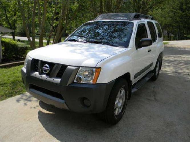 13000 05 Nissan Xterra Low Miles Excellent Condition