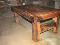 $475 Rustic Barn Wood Coffee table for sale in Springfield ...