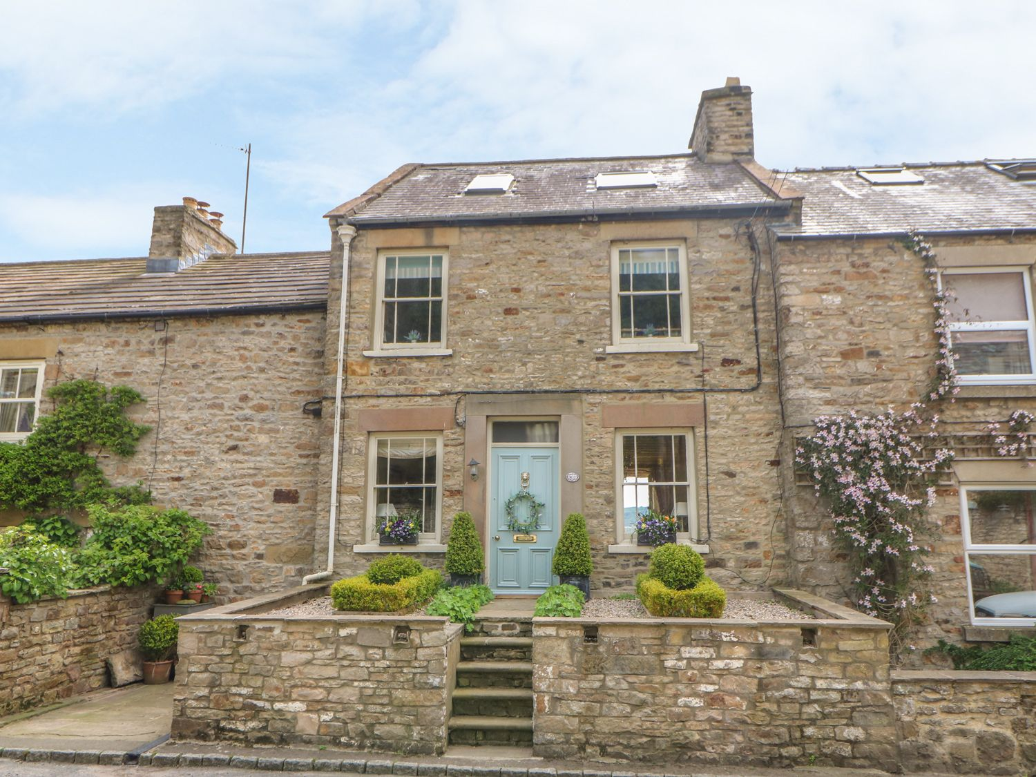Preston Angleterre Emcot Preston Under Scar Yorkshire Dales Self Catering