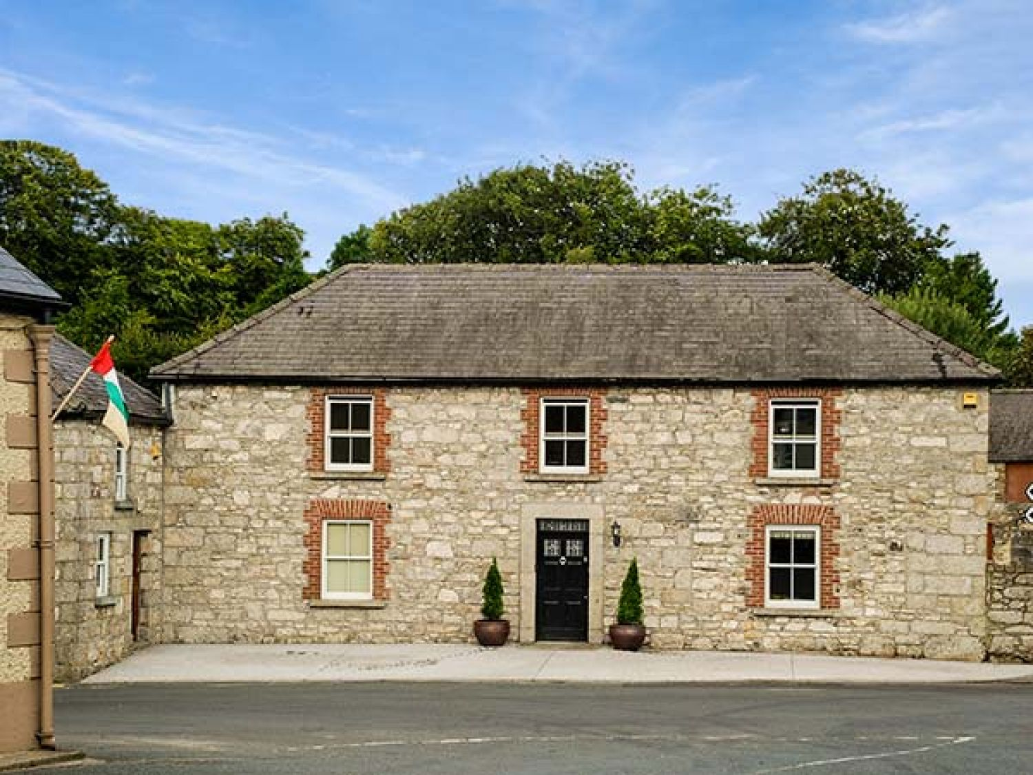 Irish Stone Houses Stone House Rathdangan County Wicklow Rathdangan