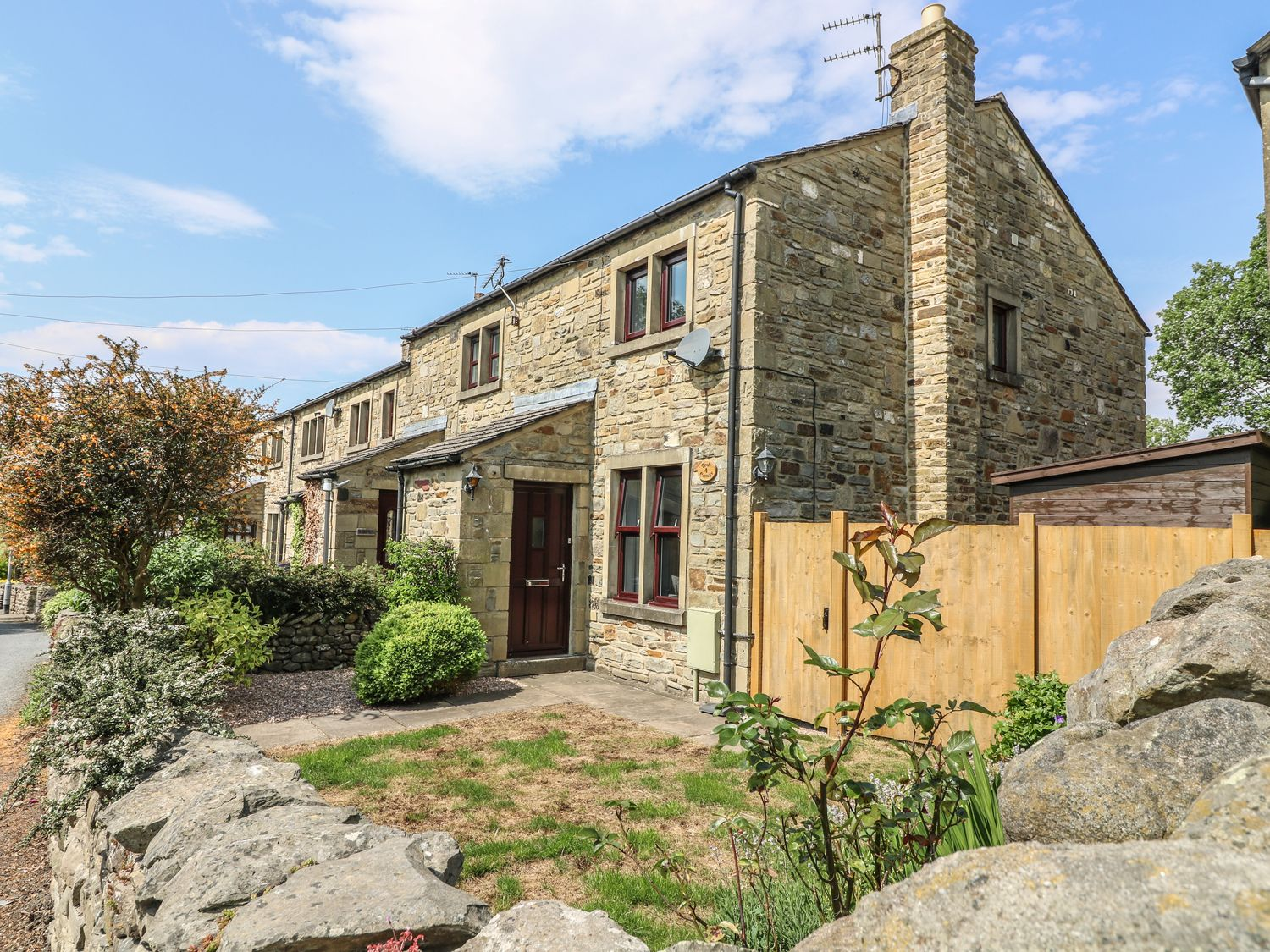 Preston Angleterre Croft Cottage Long Preston Yorkshire Dales Self Catering