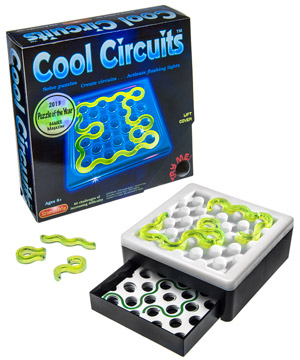 cool circuits complete the circuit to solve the puzzle