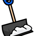 Blue Snow Shovel Pin.PNG