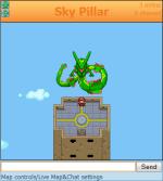 Pokemon Emerald Sky Pillar