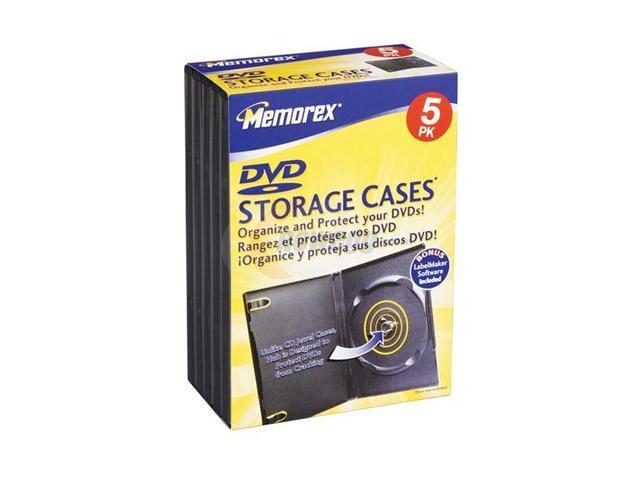 memorex case inserts software