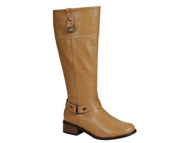 Womens Fashion Riding Boots Lastest Brown Womens Fashion