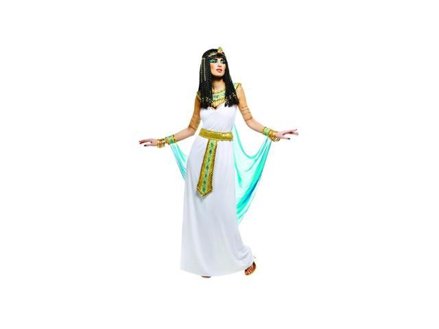 Cleopatra Egyptian Nile Pyramid Queen Womens Halloween