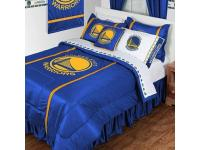 NBA Warriors Twin Comforter Set Basketball Bedding ...