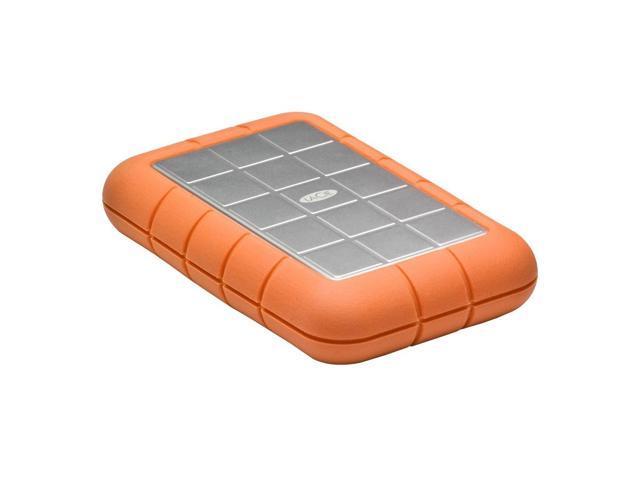 Lacie 2tb Rugged Triple Portable External Hard Drive Usb 3