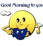 Good Morning Smiley Faces