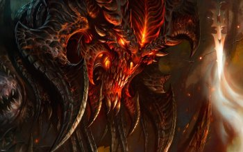 441 Diablo III HD Wallpapers | Background Images - Wallpaper Abyss