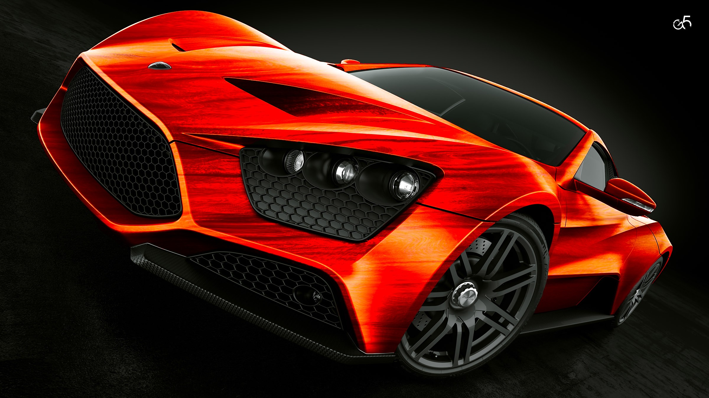 Supra Iphone Wallpaper Zenvo St1 Full Hd Wallpaper And Background 2400x1350