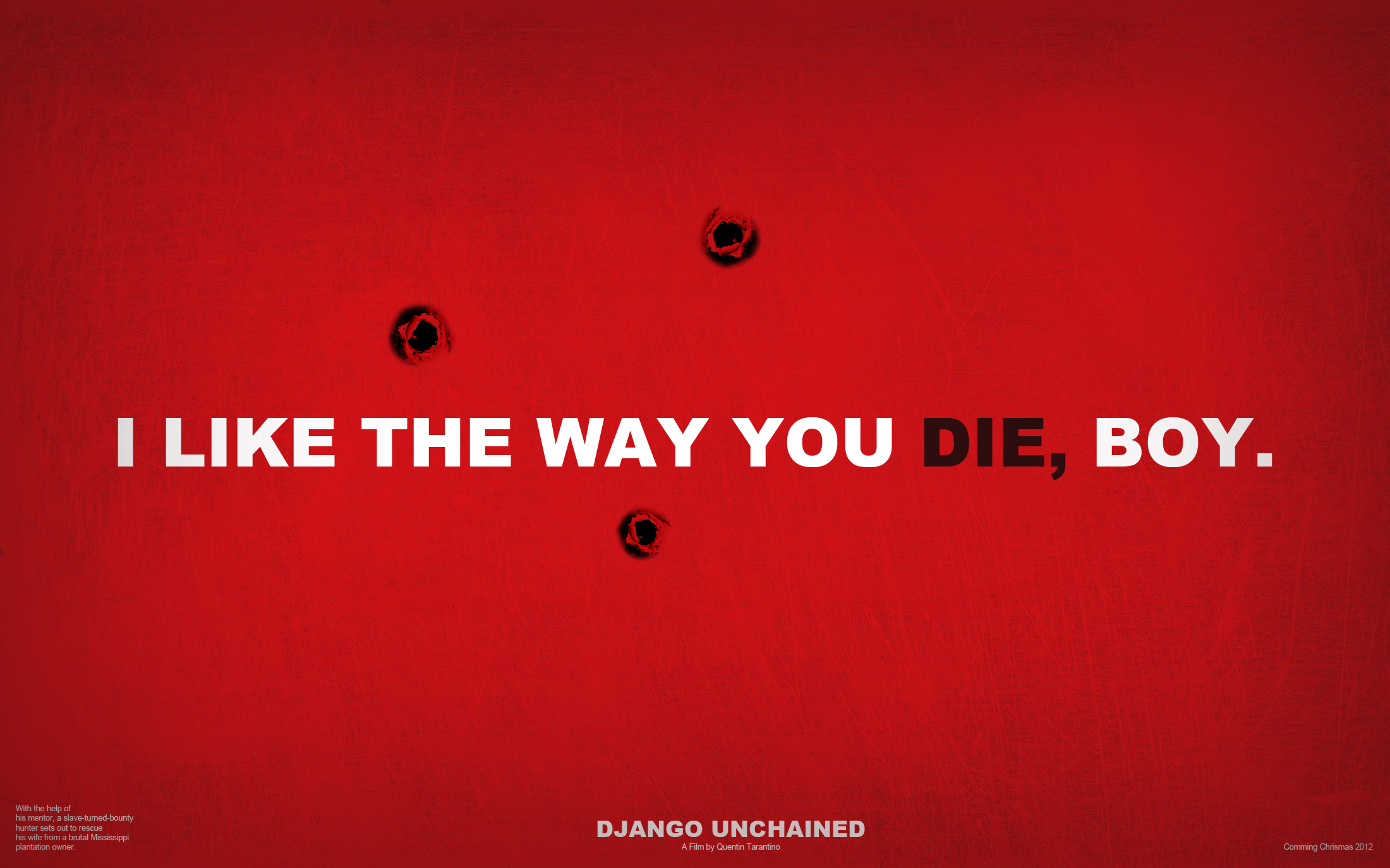 Epic Movie Hd Wallpapers 38 Django Unchained Hd Wallpapers Hintergr 252 Nde