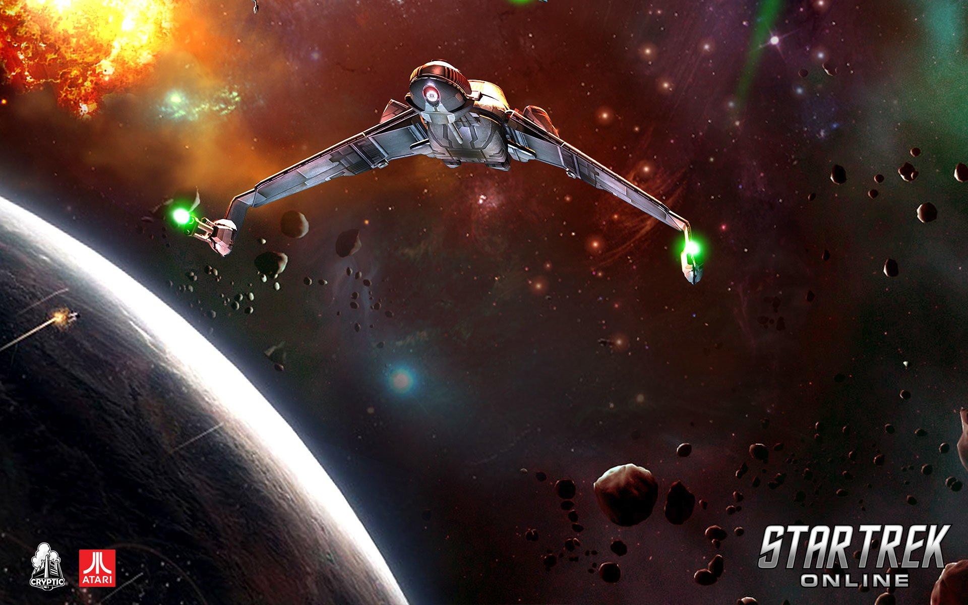 Iphone 5 Wallpaper Star Trek Star Trek Online Full Hd Wallpaper And Background Image