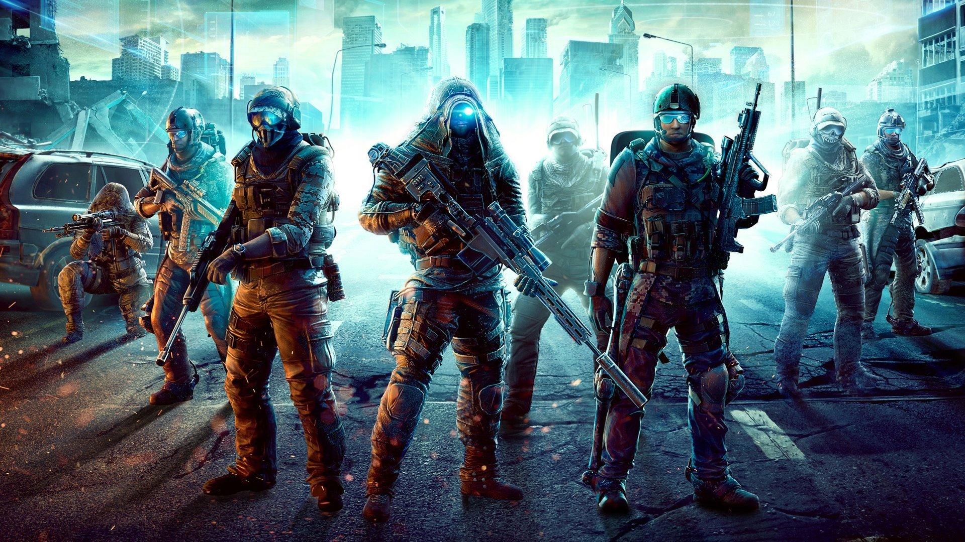 Ghost Recon Future Soldier Hd Wallpaper Tom Clancy S Ghost Recon Phantoms Hd Wallpaper