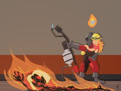 Team Fortress 2 Wallpaper and Background Image | 1600x1200 | ID:33902 - Wallpaper Abyss