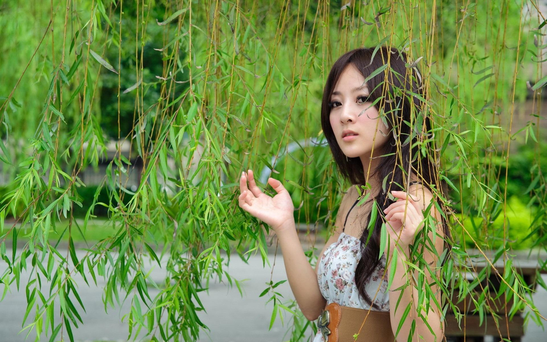 Beautiful Girl Wallpaper Iphone Mikako Zhang Kaijie Hd Wallpaper Background Image