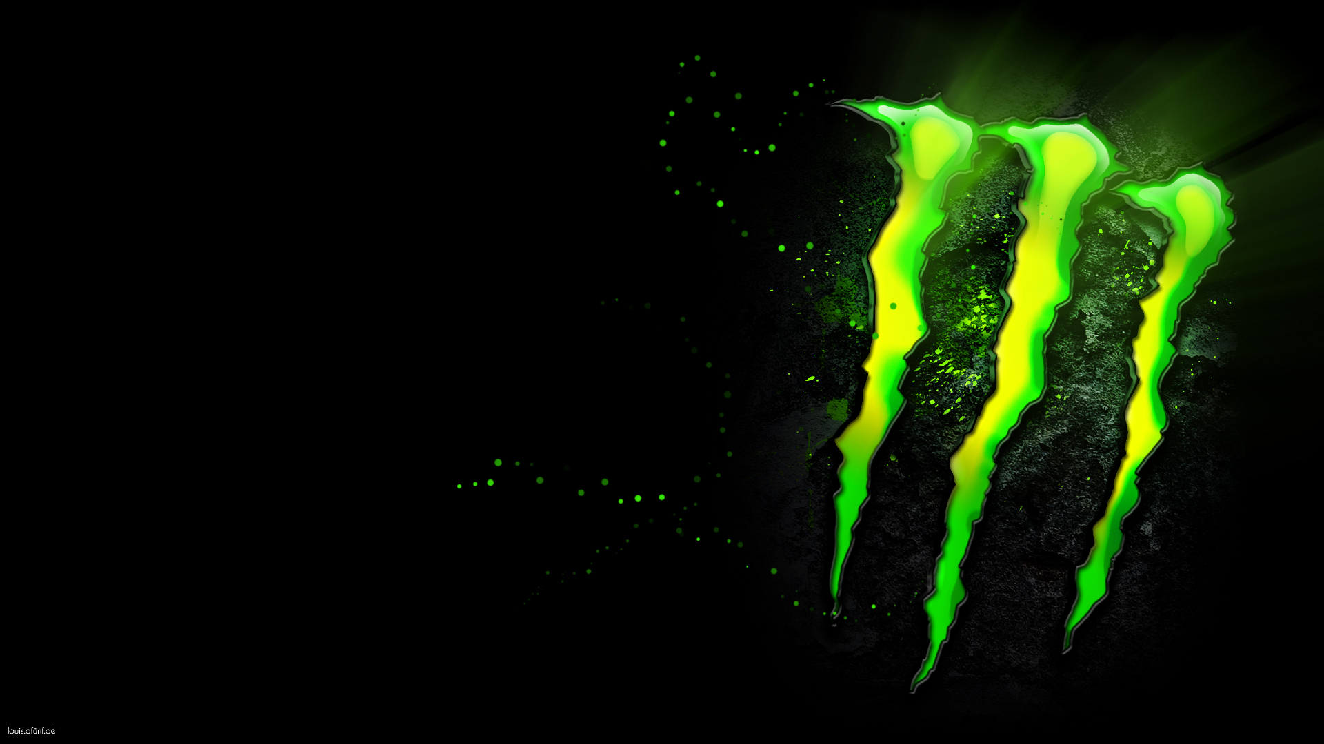 Red Bull Wallpaper Hd Iphone Monster Full Hd Wallpaper And Background Image 1920x1080