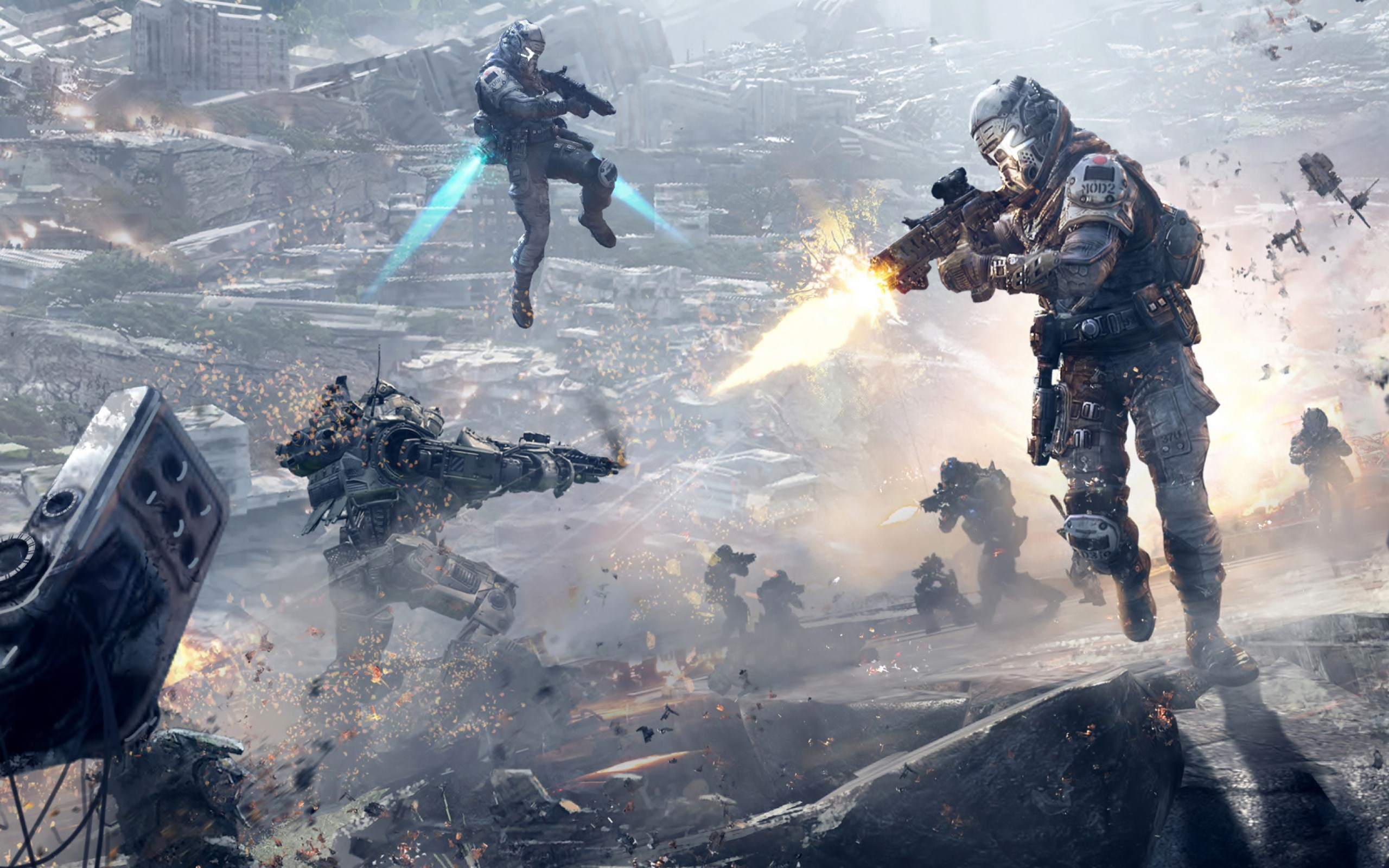 Titanfall Wallpaper Hd Titanfall Full Hd Wallpaper And Background Image