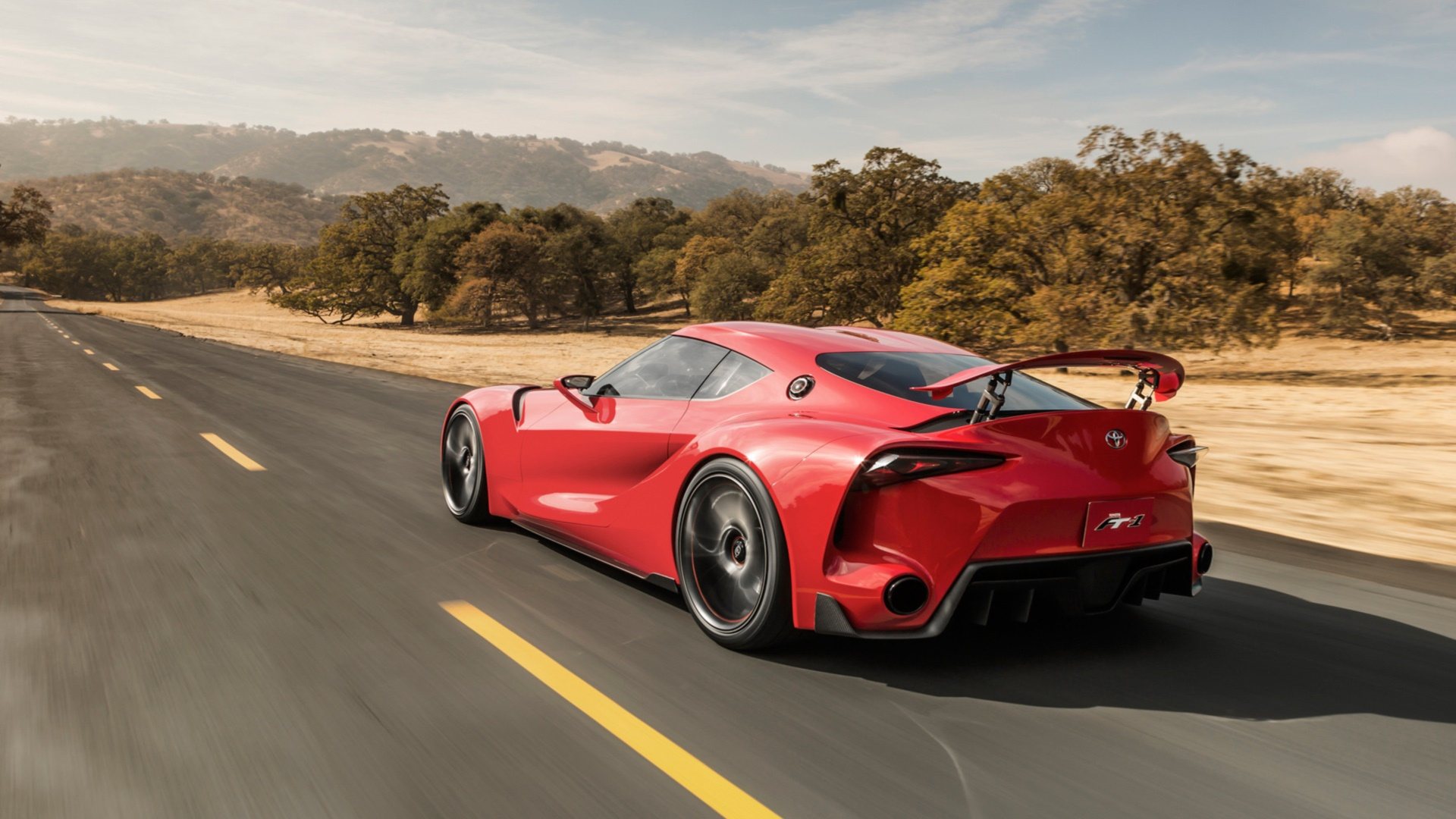 Slammed Car Wallpaper 19 2014 Toyota Ft 1 Concept Hd Wallpapers Backgrounds