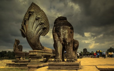 13 Angkor Wat HD Wallpapers | Backgrounds - Wallpaper Abyss