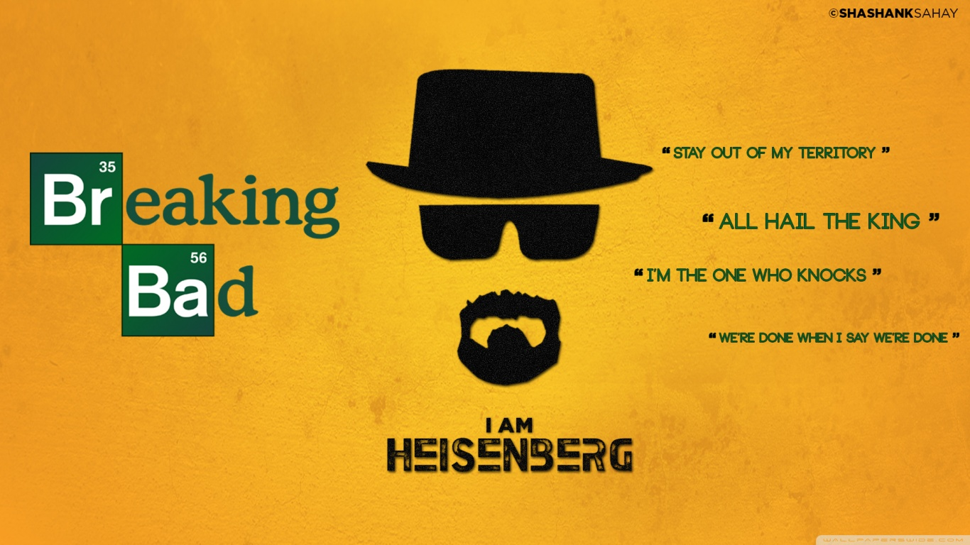 Breaking Bad Set Year Breaking Bad Wallpaper And Background Image 1366x768