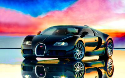 217 Bugatti Veyron HD Wallpapers | Background Images - Wallpaper Abyss
