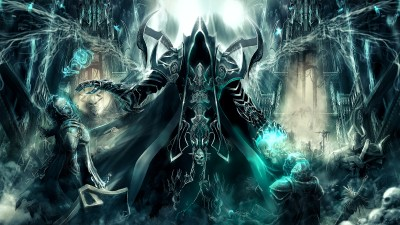 98 Malthael (Diablo III) HD Wallpapers | Background Images - Wallpaper Abyss