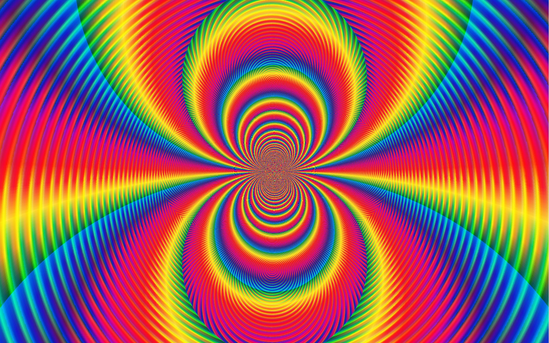 3d Magic Eye Moving Wallpapers Rainbow Of Colour Full Hd Wallpaper And Background Image