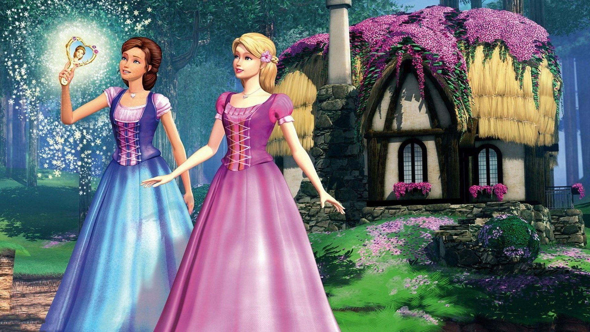 Cute Barbie Doll Wallpaper Images Barbie Tapeta Hd Tło 1920x1080 Id 526586 Wallpaper