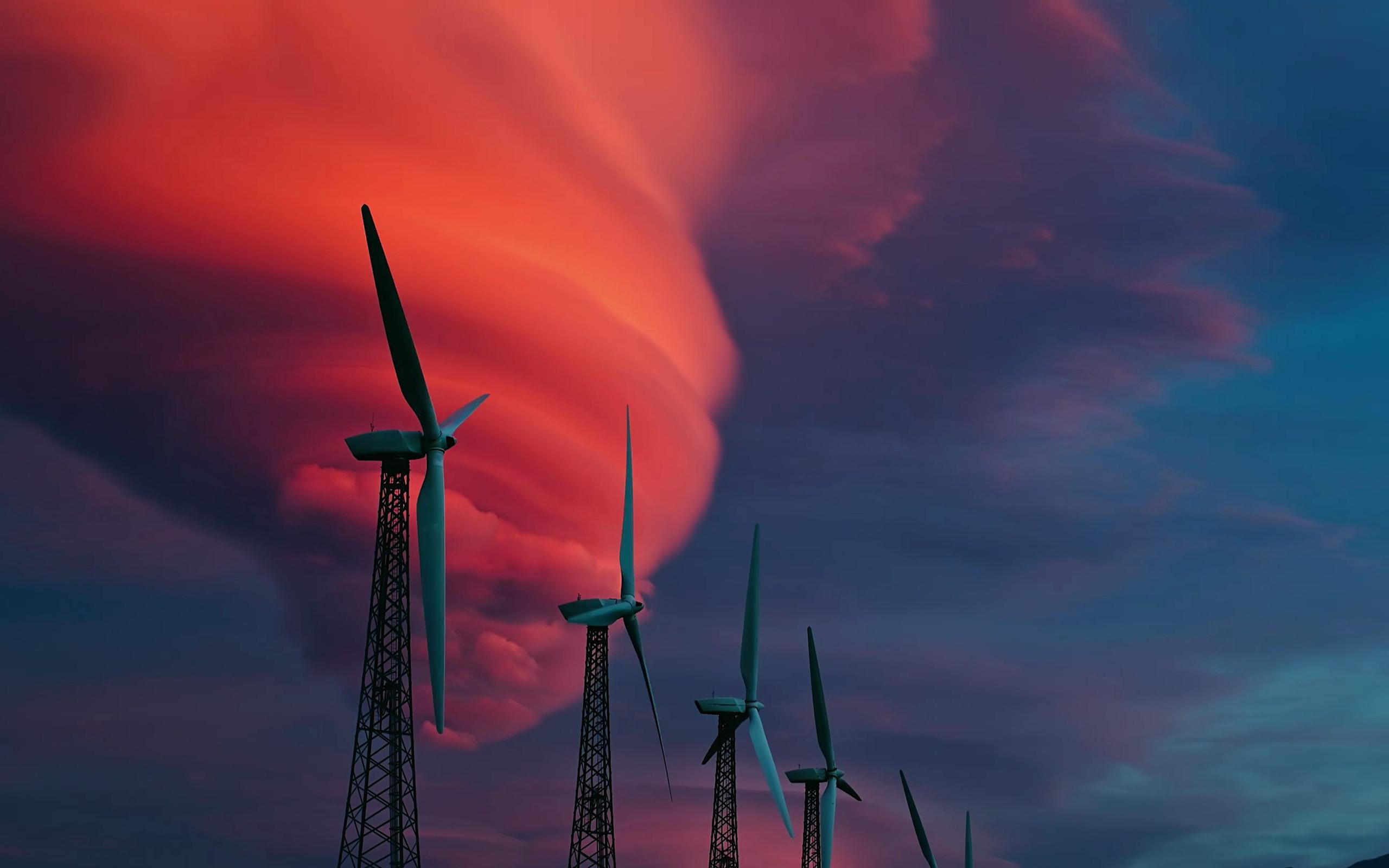 Free Wallpapers Wid Quotes Wind Turbine Computer Wallpapers Desktop Backgrounds