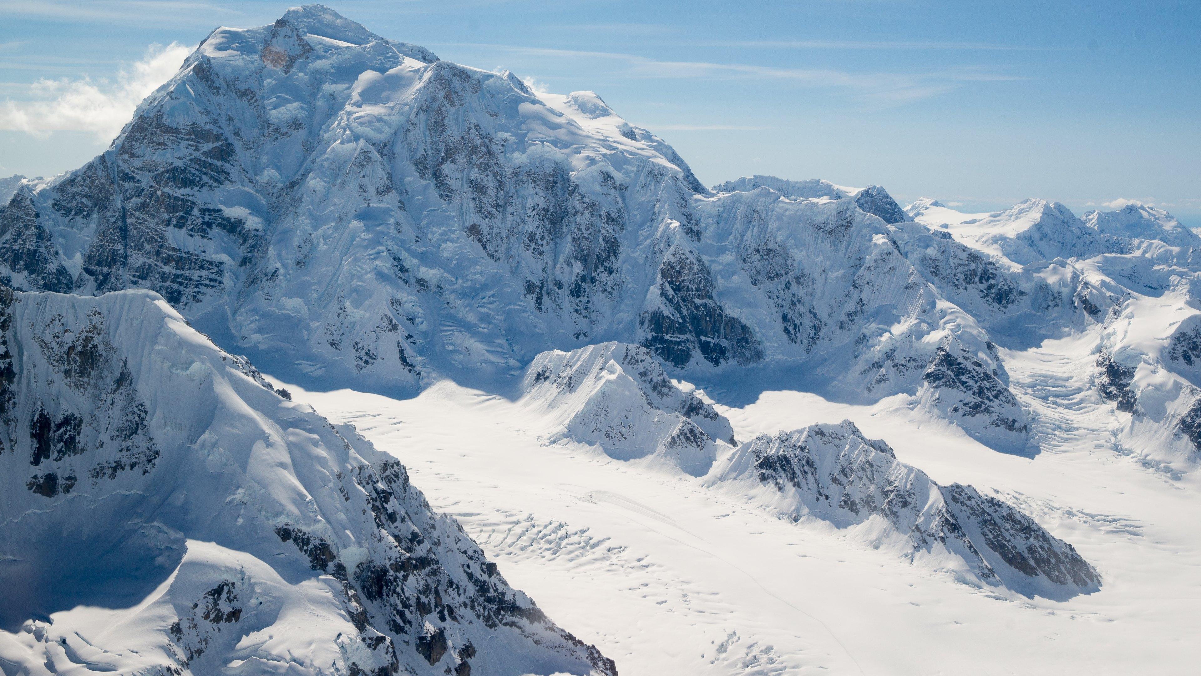 Quotes Hindi Wallpaper Download Earth Mountain Alaska Peak Snow Winter Wallpaper