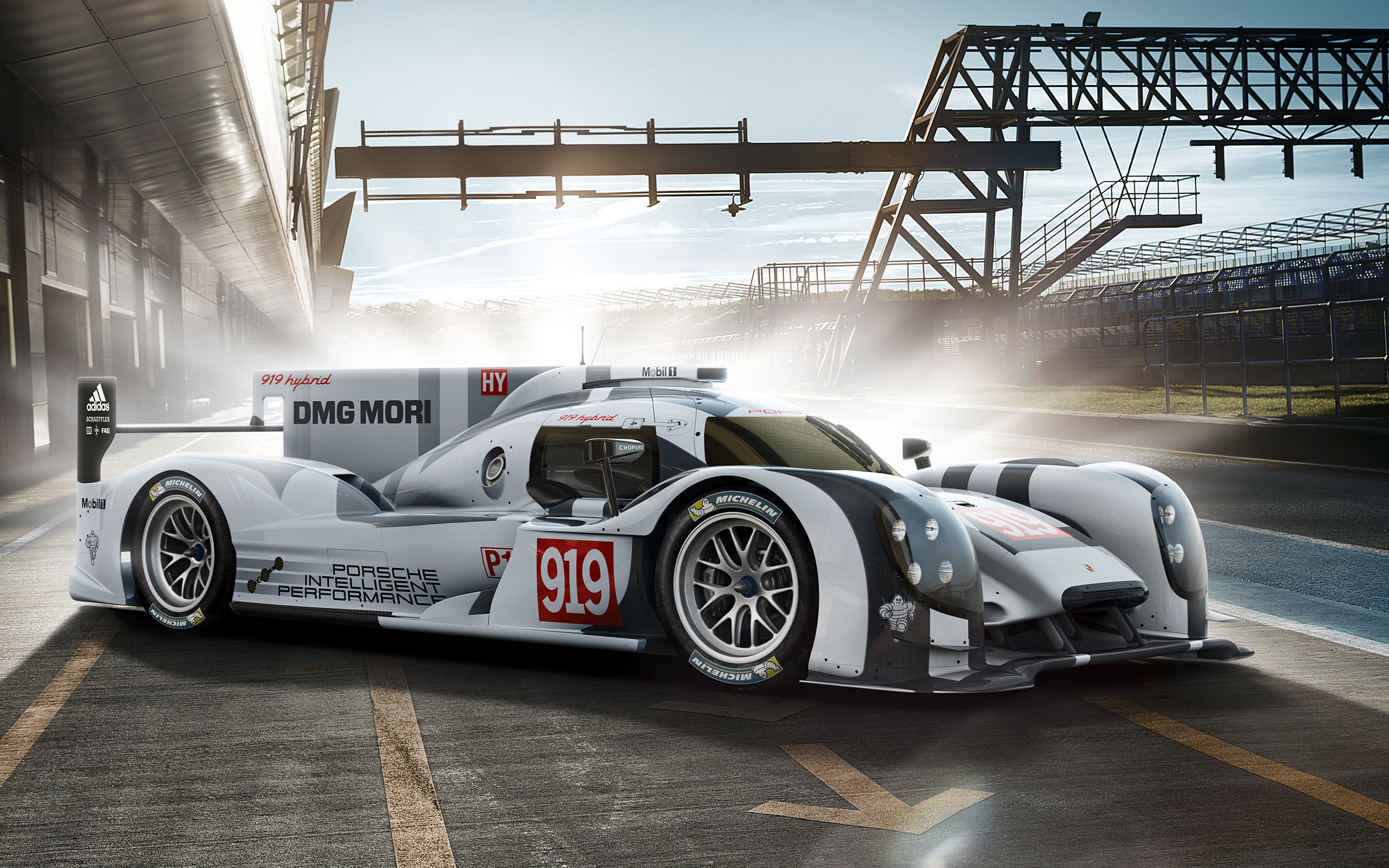 Car Slideshow Wallpaper 8 Porsche 919 Hybrid Hd Wallpapers Background Images