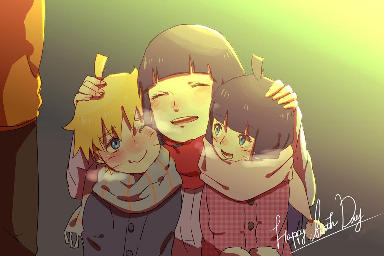 Naruto Hd Wallpapers Widescreen Happy Birthday Hinata 2 Wallpaper And Background Image