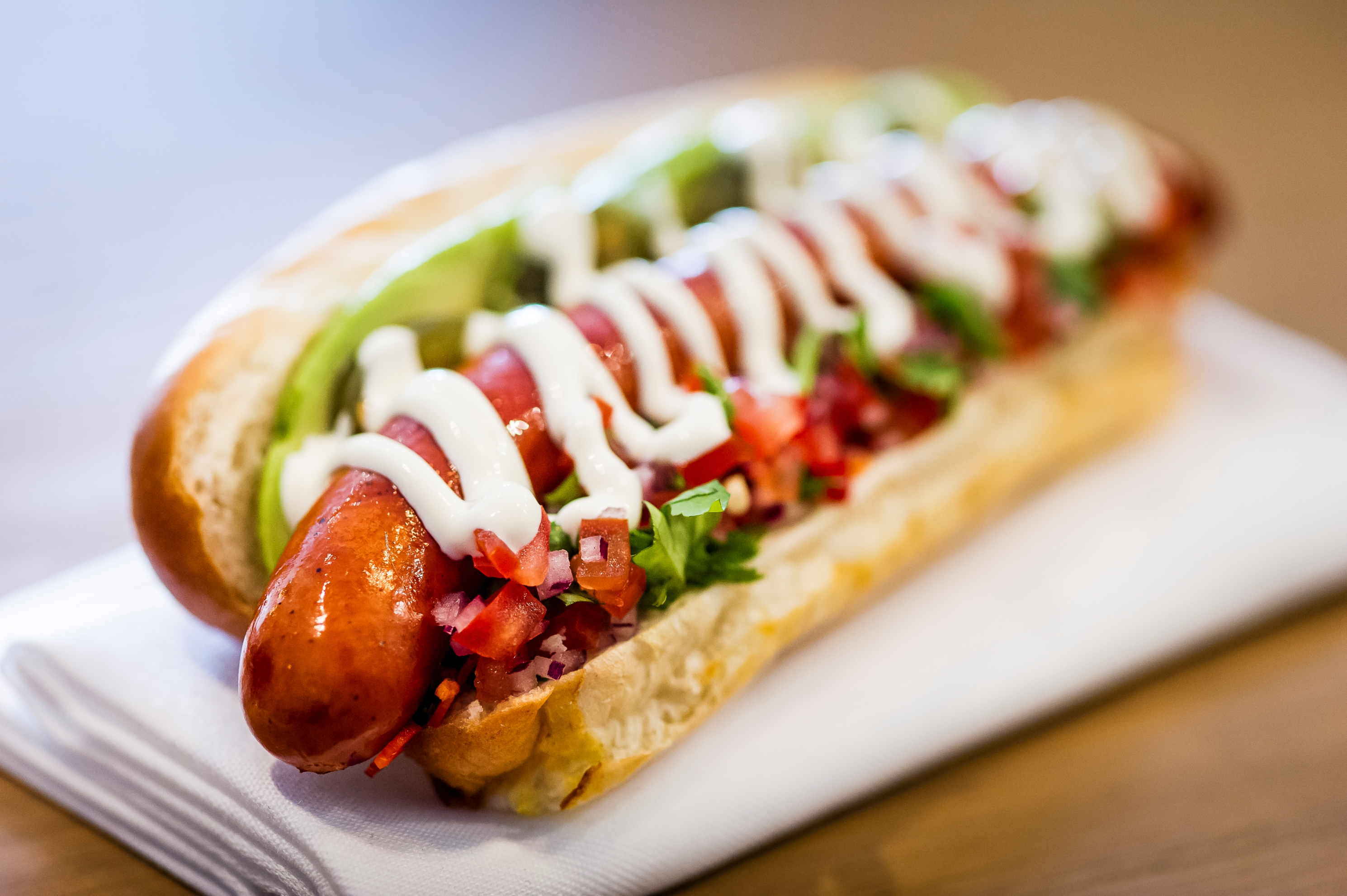 Hot Cuisine Hot Dog Full Hd Wallpaper And Background Image 2979x1982