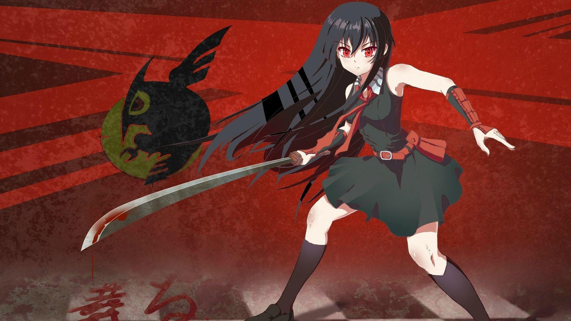 Akame Ga Kill Iphone Wallpaper Akame Ga Kill Full Hd Wallpaper And Background
