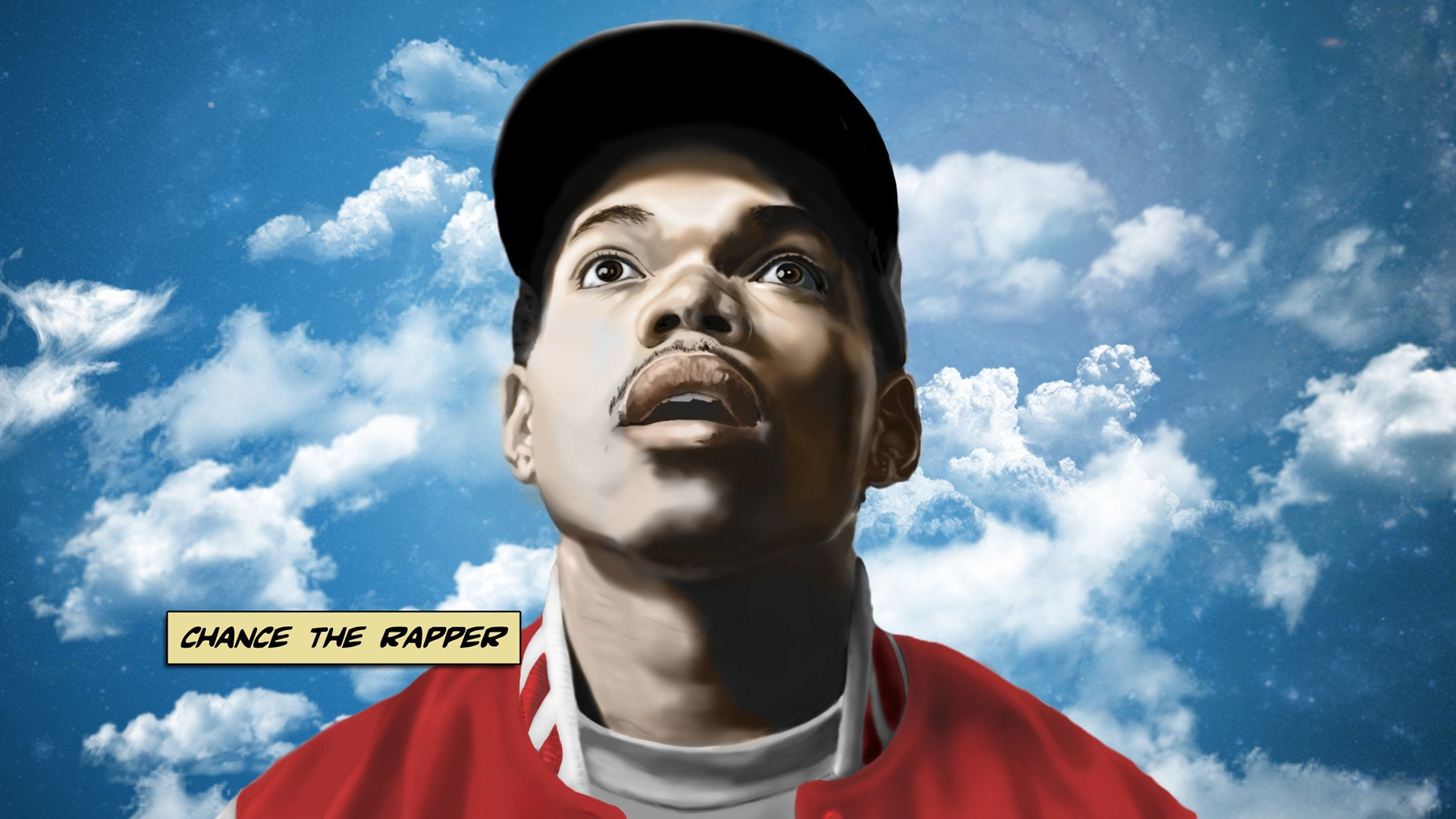 Chance The Rapper Iphone Wallpaper Chance The Rapper Hd Wallpaper Background Image
