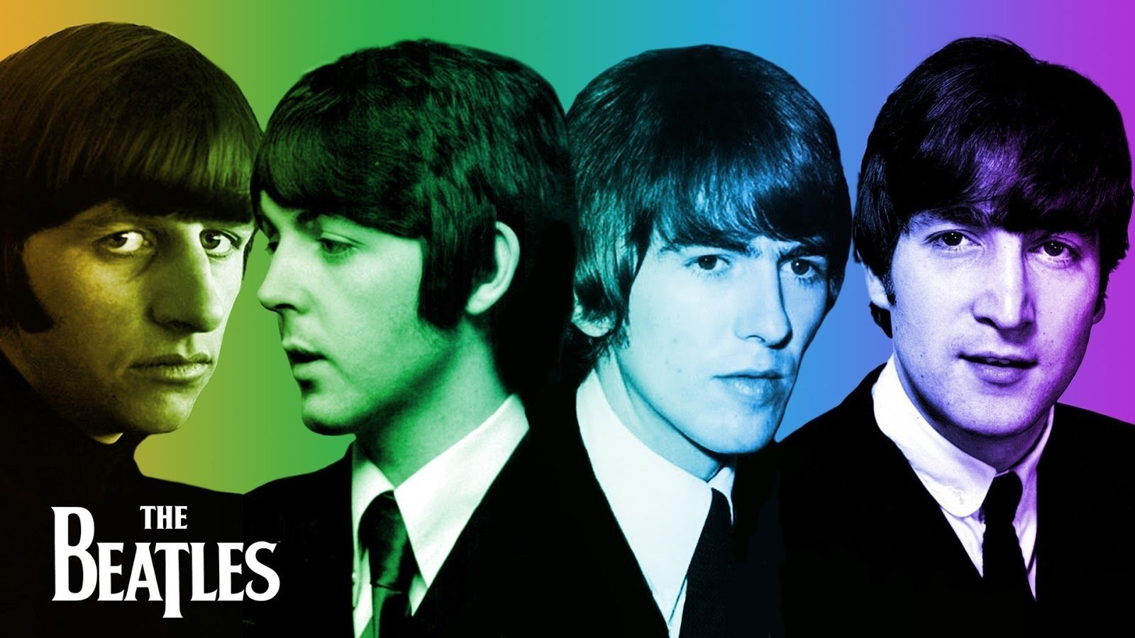 The Beatles Iphone 5 Wallpaper The Beatles Wallpaper And Background Image 1600x900 Id