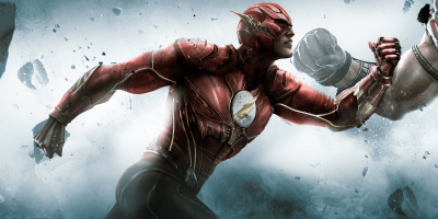 The Flash (2018) HD Wallpaper | Background Image | 2400x1200 | ID:724045 - Wallpaper Abyss