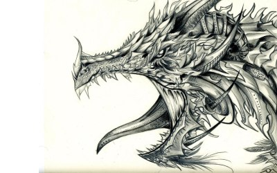 Dragon HD Wallpaper | Background Image | 1920x1200 | ID:76450 - Wallpaper Abyss