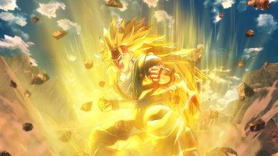 Goku HD Wallpaper | Background Image | 1920x1080 | ID:805764 - Wallpaper Abyss
