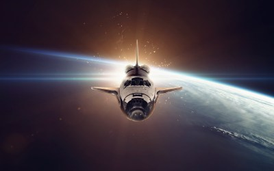 Space Shuttle 5k Retina Ultra HD Wallpaper | Background Image | 5200x3250 | ID:807189 ...