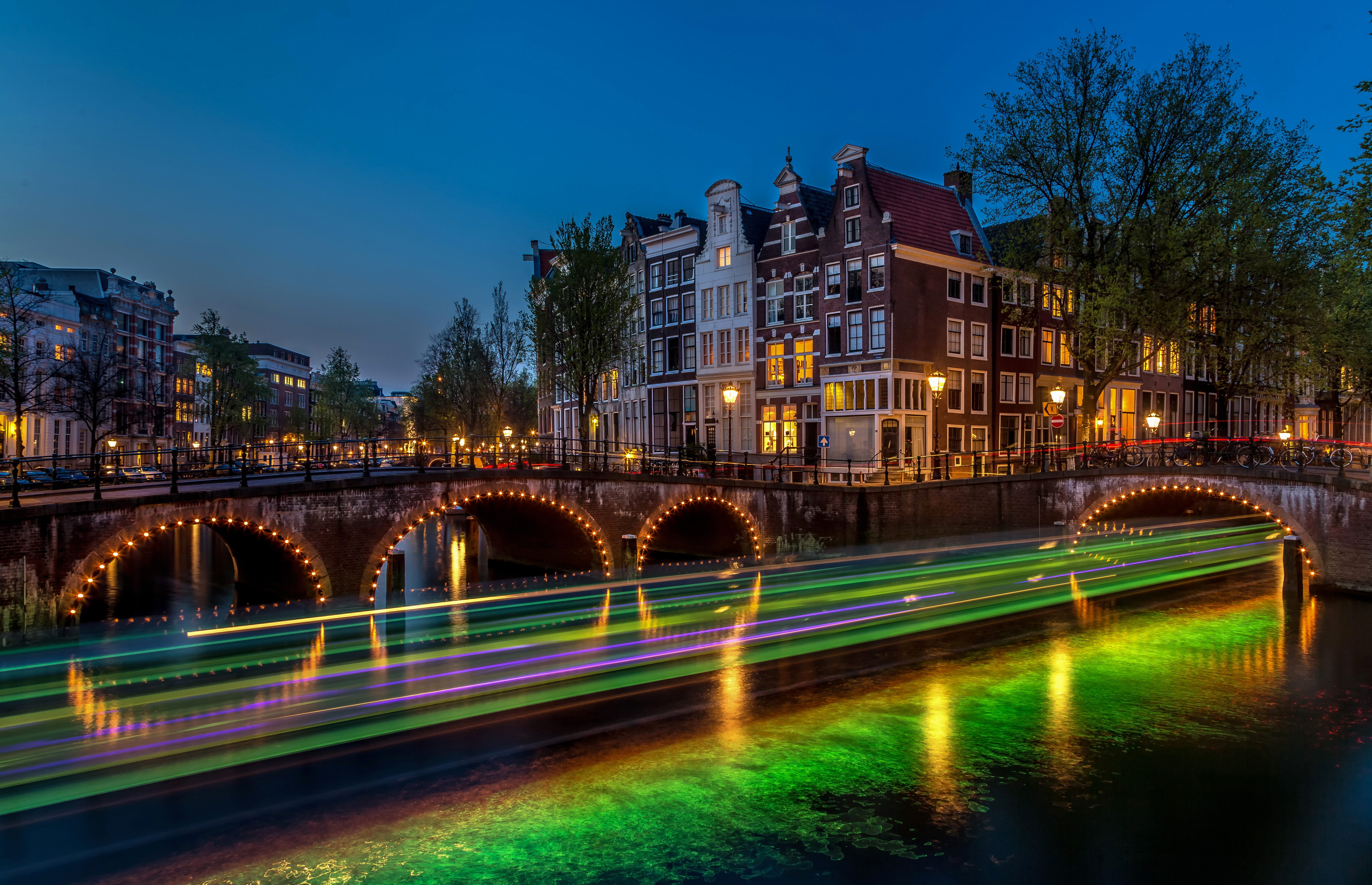 4k Hdr Wallpaper Iphone X Amsterdam 4k Ultra Hd Wallpaper And Background Image