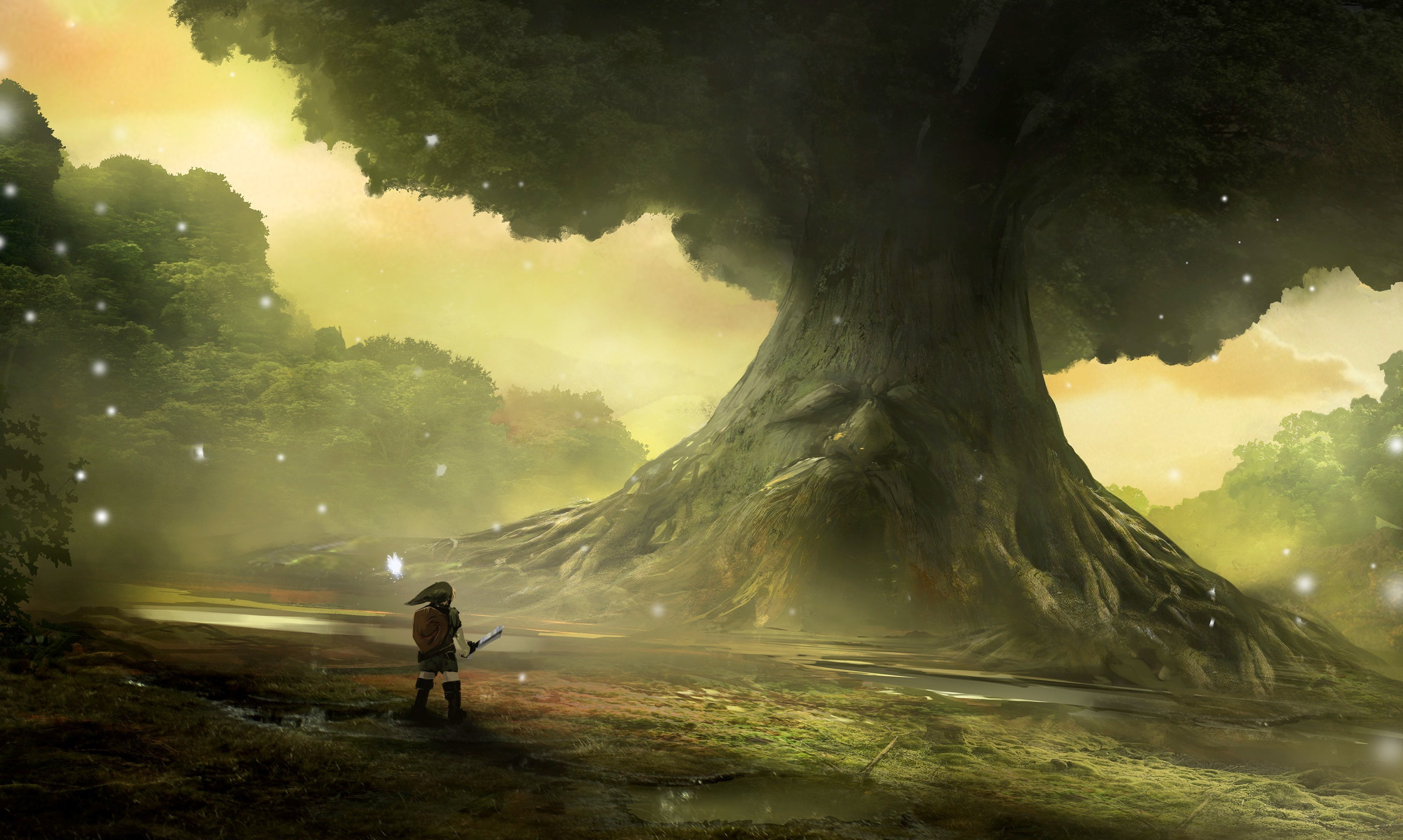 The Legend Of Zelda Hd Wallpaper The Legend Of Zelda Ocarina Of Time Full Hd Fondo De