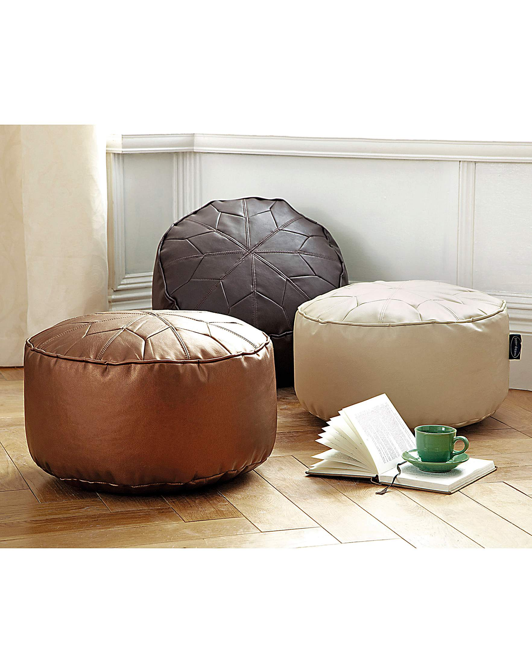 Moroccan Leather Pouf Design Sit Down Pinterest Leather Moroccan Star Design Pouffe Small