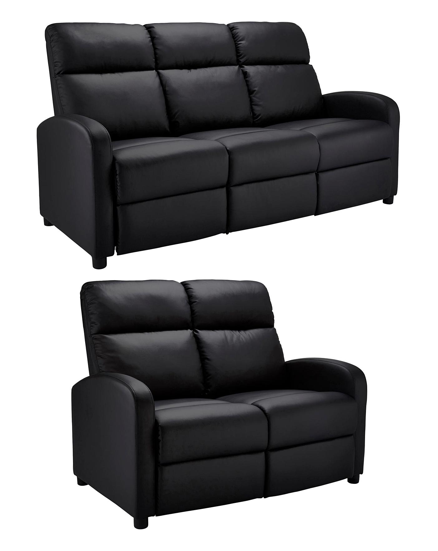 Hudson Sofa Collection Reviews Hudson 3 Plus 2 Seater Recliner Sofa