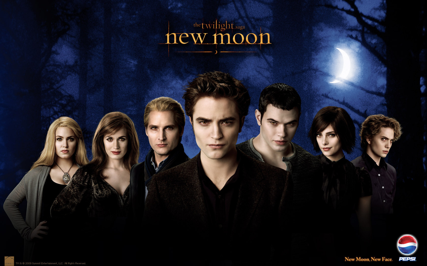 Twilight Breaking Dawn Wallpaper For Iphone Hq Pepsi Italy New Moon Wallpaper Exclusive Twilight